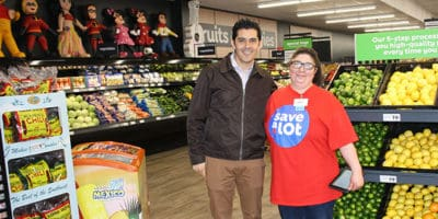 Jorge González, From Cleaning Floors to VP of Operations at Leevers Supermarkets