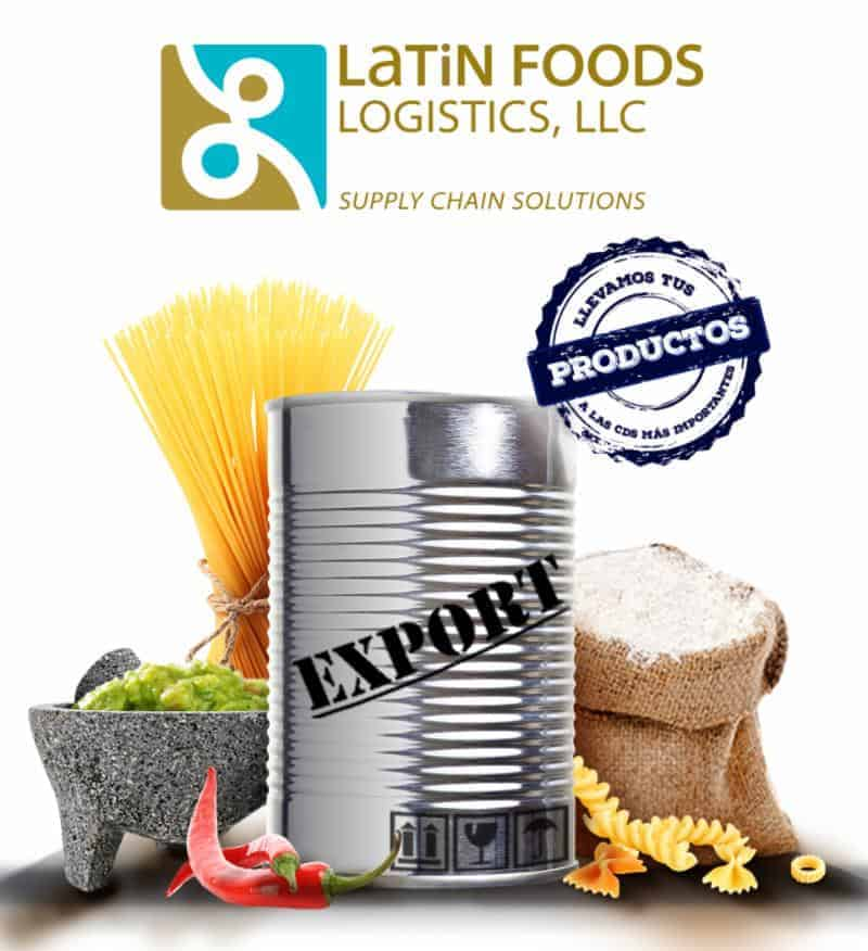 latin foods logistics