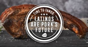 carne de cerdo - Latinos are Pork's Future