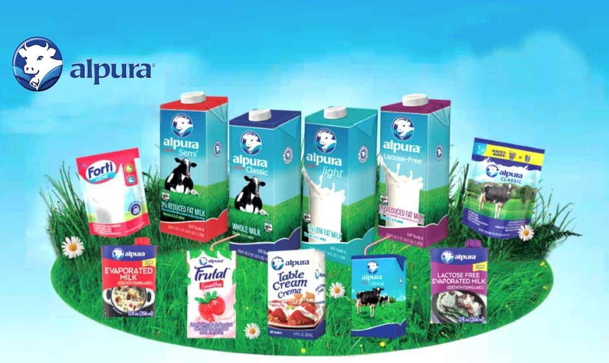 leche alpura