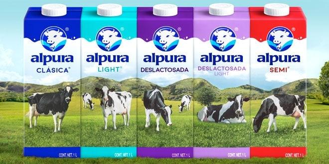 Leche Alpura Milk