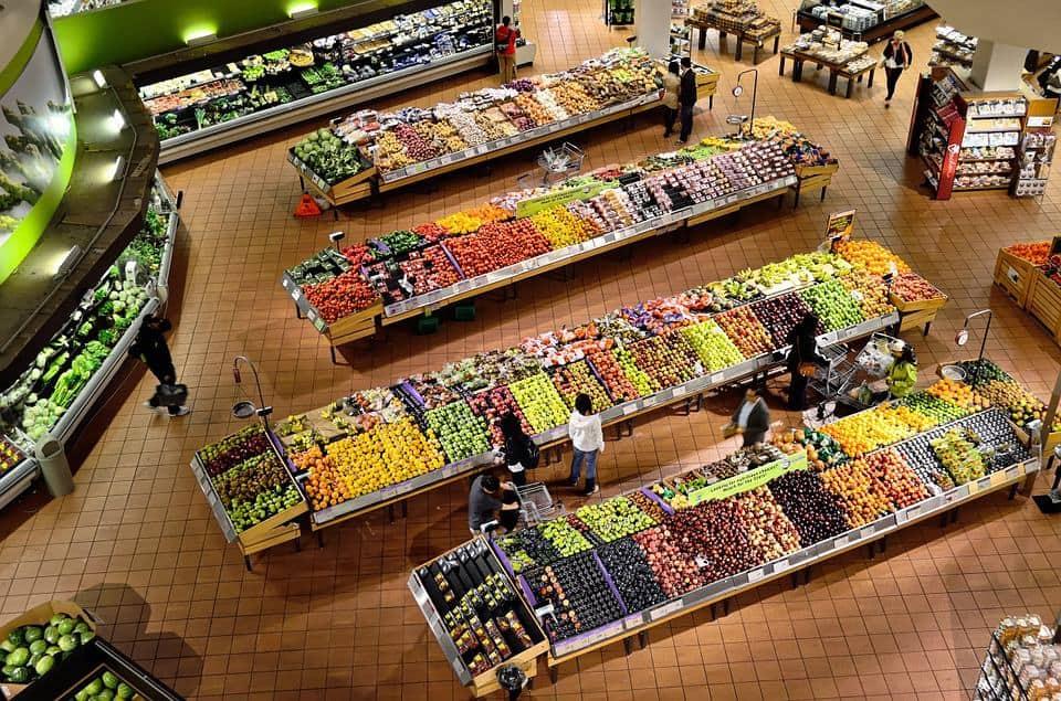 metas de un supermercado