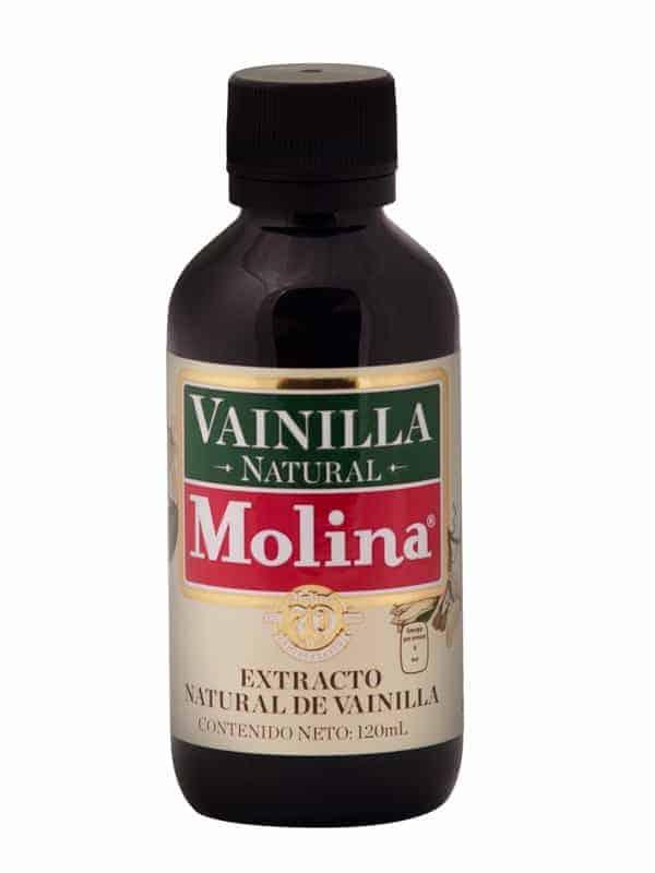 Vainilla Molina Pure Vanilla Extract