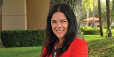 Con perseverancia Natalia Gamarra logra el éxito profesional