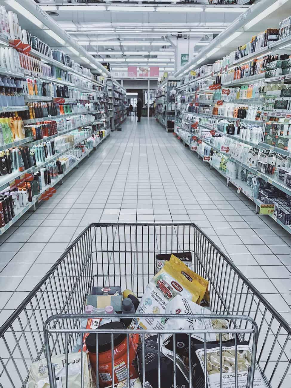 objetivo de un supermercado