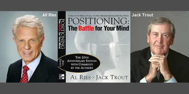 brand positioning Jack Trout