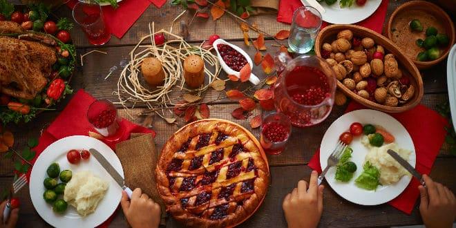 receta contra calorías navidades