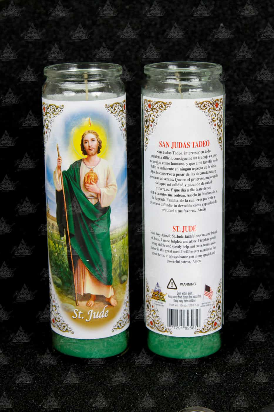 Bright Glow Candle Religious Candle