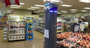 robots supermarkets