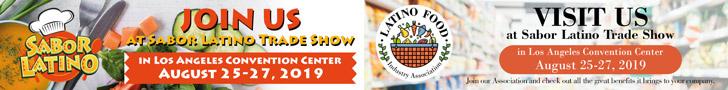 Top - Sabor Latino, Latino Food Industry Association