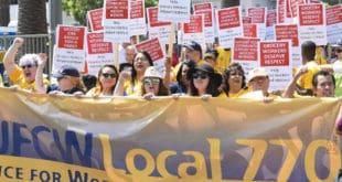 huelga - strike