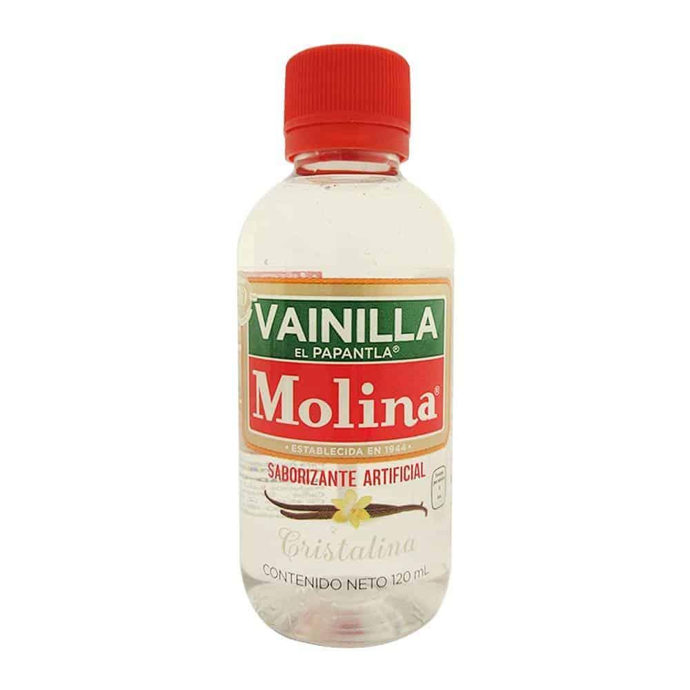 Vainilla Molina Cristalina