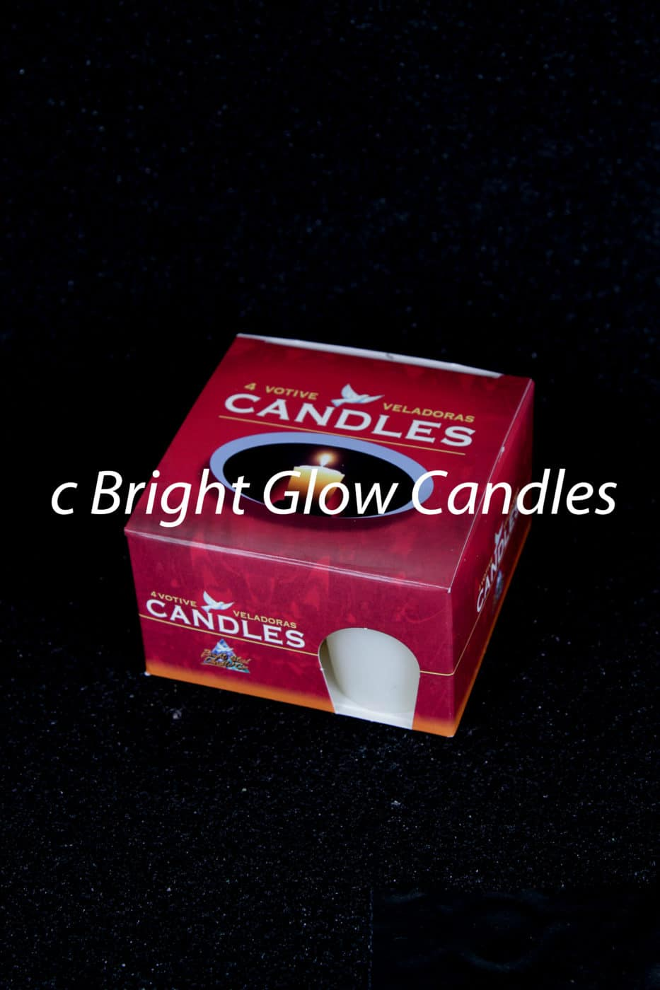 Bright Glow Candle Votive