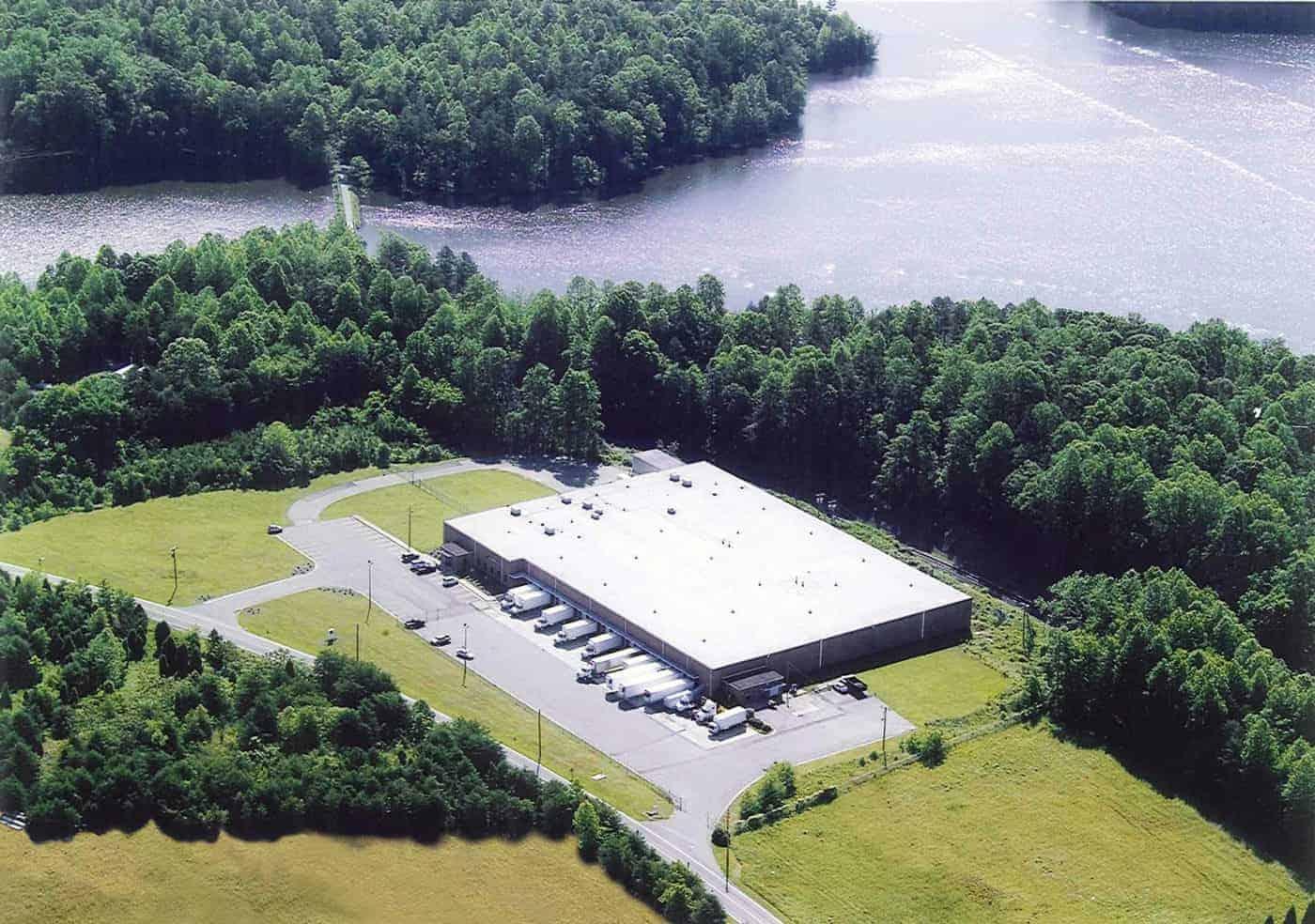 La Tortillería warehouse